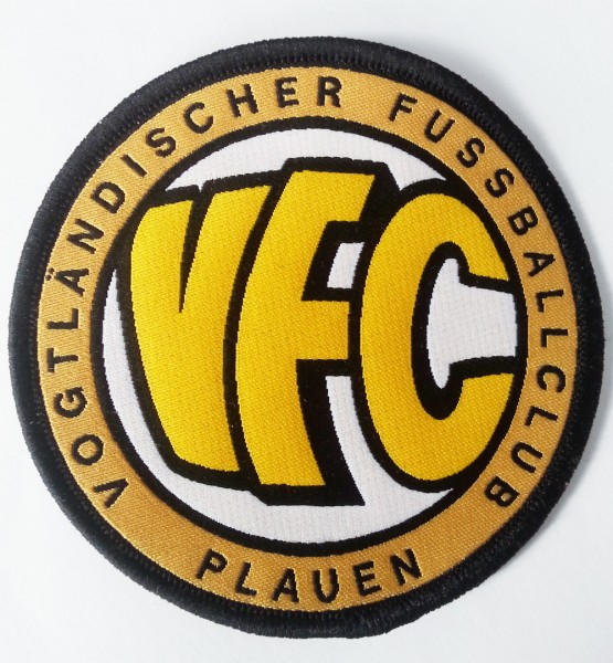 Weblogo VFC zum Aufbügeln