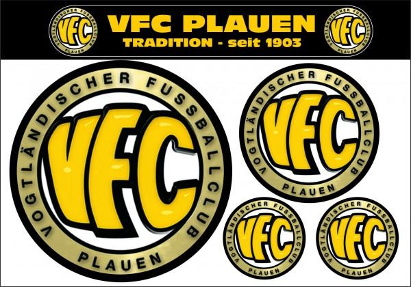 "Aufkleberbogen ""VFC - A6 """